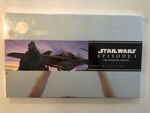 Star Wars - Episode 1 The Phantom Menace Art Portfolio by Doug Chiang (NEW)