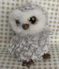"""NEW Owl Owlette 6"""" Stuffed toy Glisten Eyes"""