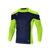 Ucan Goalkeeper Jersey Soccer Goalie GK Long Sleeve Shirt with Pad Youth Adult