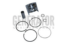 Piston Kit w Rings For Kipor KDE3500 KDE4000 Generators KM178F Engine Motors