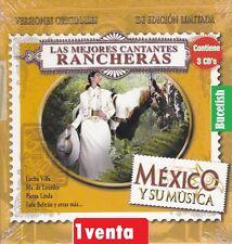 Las Mejores cantantes Rancheras Mexico y su Musica 3CD Varios Lucha Villa,Prieta
