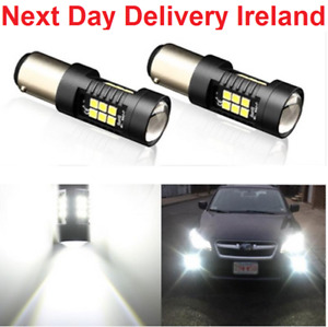 2x Car Signal Lamp LED Bulb Parking Reverse Turn Brake Lights Rear Light Side