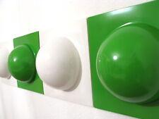 4 Bubble Elemente 70er 60er Style Bild  Bilder 2 weiß 2 hellgrün  Nr 13