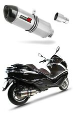 X10 125 Exhaust HP1 Dominator Racing silencer muffler 2012 - 2016