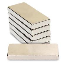 50pcs Strong Neodymium Magnetic 17mm x 9mm x 3mm Rare Earth Block Magnets