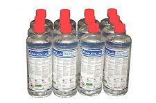 Bioethanol 12 x 1 Liter Bottles 'FANOLA' Premium Brand Fuel