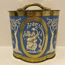 Benson's Old Home Kitchens Candy or Biscuit Tin Athenian Classic Made in England