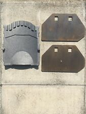 Jotul Jøtul 602 Replacement Set Of Sides & Top Throat Baffle or Burn Plates.
