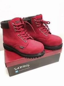 Womens Steel Cap Work Boots