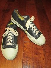 Joe Lapchick 50's 60's vintage canvas Ncaa basketball shoes 8 1/2 M