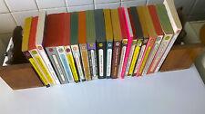 Cycle des aventures d'Arsène Lupin, de Maurice Leblanc, (21 Livres de Poche).