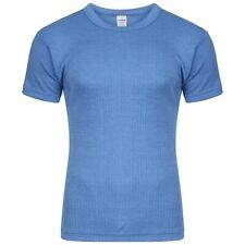 Mens Thermal T Shirt Top Warm Bottom Underwear Inner Vest Baselayer Winter XL