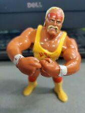 Vintage Hasbro WWF Wrestling Figure- Hulk Hogan Series 3 1991