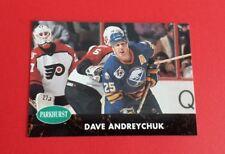 1991/92 Parkhurst Hockey Dave Andreychuk Card #17***Buffalo Sabres***