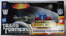 HASBRO® 28955 Transformers Dark of the moon Bash Bots Starscream Optimus Prime
