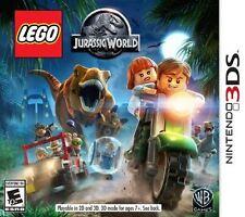 LEGO Jurassic World (Nintendo 3DS, 2015) BRAND NEW