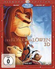 """Für Sammler 3D/2D Bluray Walt Disney """" Der König der Löwen """"  NEU im Schuber OVP"""