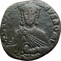 LEO VI, the Wise BYZANTINE  886AD Authentic Genuine Large Ancient Coin i79340