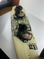 Liquid Force PS3 141 Wakeboard W/ Liquid Force Bindings Great Condition