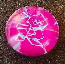 Fridge Magnet Crystal London 2012 Olympic Games Logo Sport Collector Memorbilia