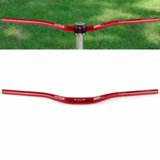Composants et pièces de vélo rouge en aluminium pour Vélo tout terrain, Chemin