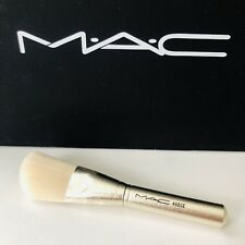 MAC Cosmetics Face Brush 460SE Silver New