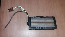Peugeot 307 Yr 01-05 with Climate) Heat Exchanger Auxiliary Heating 9639609880