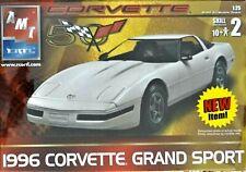 1996 Chevrolet Corvette Model Kit: AMT/Ertl Corvette