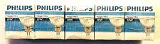 Philips Halogen MR16 20W Pin-Base 12V Light Bulb 5-Pack - New
