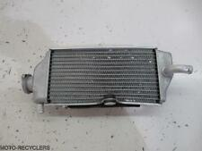 10 YZ250F YZF250  Right Radiator with cap #181-9704