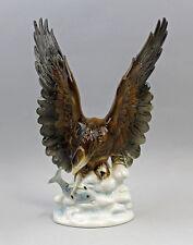 Porcelain Figure Bird Sea Eagle Wagner & Apel H31CM 9942494