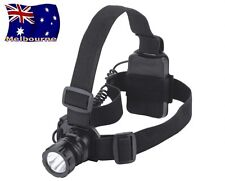 LED Cree Head Light Bicycle lamp Torch Flash light