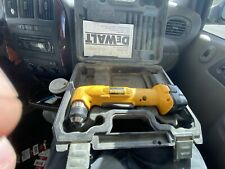 "Dewalt DW965 3/8"" Chuck 12V Cordless Right Angle Drill Driver"