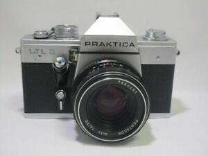 Alte Praktica LTL 3 Kamera mit Objektiv Pentacon auto 1.8/50  7604497   1M5380
