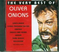 Oliver Onions - The Very Best Of (Dune Buggy/Fantasy/Bulldozer) Cd Eccellente