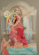 Disney Elena of Avalor with Power Scepter Doll -NEW