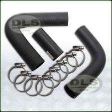 Radiator Hose Set with Clips Land Rover Series 2a/3 4cyl (DA1336)