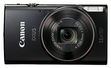 Canon IXUS 285 Compact Camera with 3-Inch LCD Screen - Black