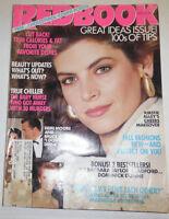 Redbook Magazine Kirstie Alley's Cheers August 1988 101414R