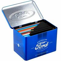 NEW 2017  FORD AUSTRALIA CLASSIC COLLECTION 50c 11 COIN SET  RAM MINT WITH  BOX!