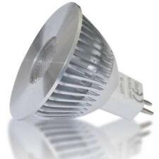 QTYx10 Robus 3W MR16 LED R3OCB15-CW puntos, Cool blanco.