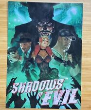 Call Of Duty: Zombies Shadows Of Evil Poster - A4 - 170gsm - Photo Glossy -