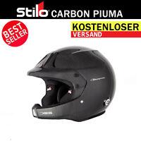 FIA STILO WRC DES Carbon Piuma Rally HELME Intercom HANS  Carbonfaser BESTSELLER