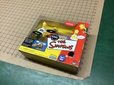 Simpsons KBBL Radio Station Playset New Exclusive with Bill and Marty MIB