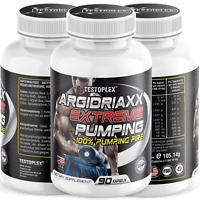 1x Argidriaxx Anabol Muskelaufbau SIXPACK NO Anabolika Testosteron Booster Test