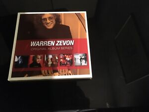 Warren Zevon - WARREN ZEVON - Original album series (5 CD)
