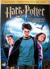 DVD - Harry Potter et le prisonnier d'Azkaban - Édition Collector 2 DVD