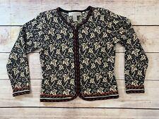 Ladies Medium Nomadic Traders Cardigan Sweater AA4