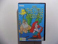 Ariel the little mermaid Sega Genesis Mega Drive.