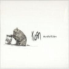KornEvolution Promo 3-track CARD SLEEVECD SINGLEVirgin– 50999 5 01103 2 2
